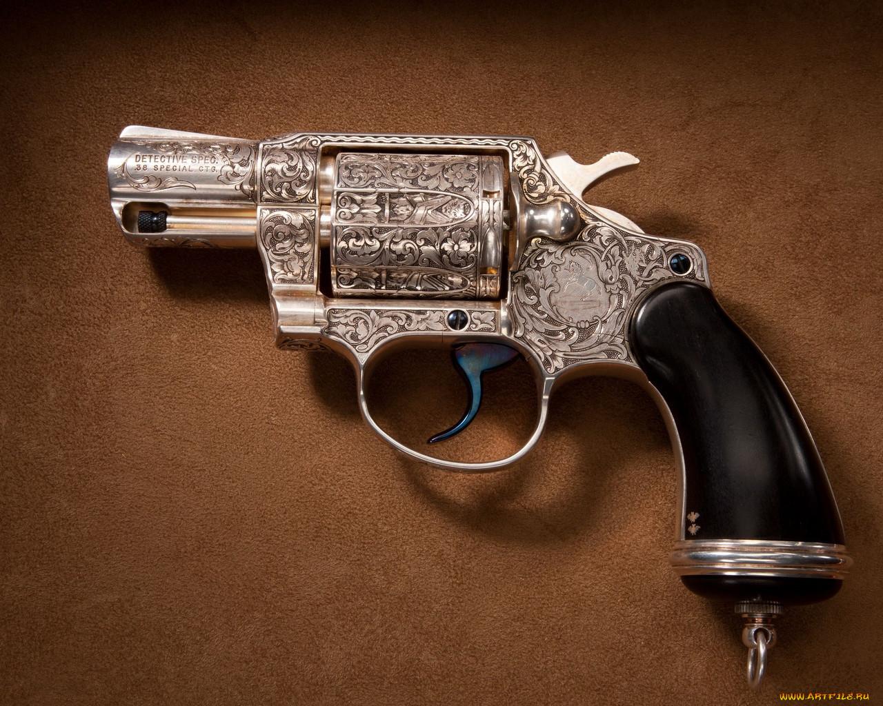 фото последних револьверов быть